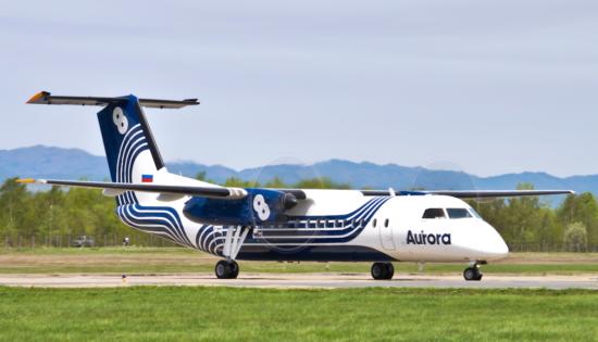 Bombardier Dash-8 Аврора