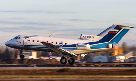 Самолет авиакомпании Баркол