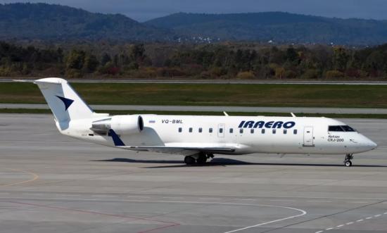 Самолет ИрАэро