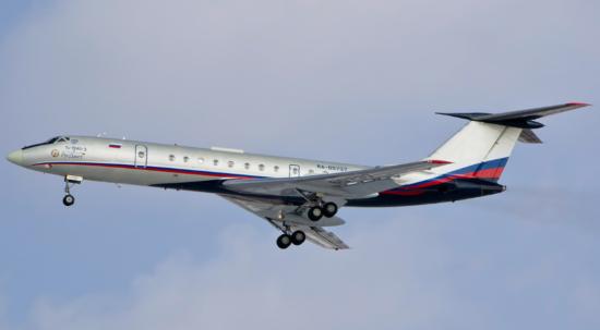 Самолет РусДжет