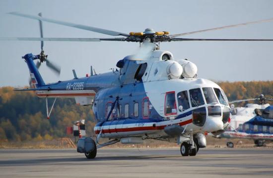 Ми-8 компании Восток