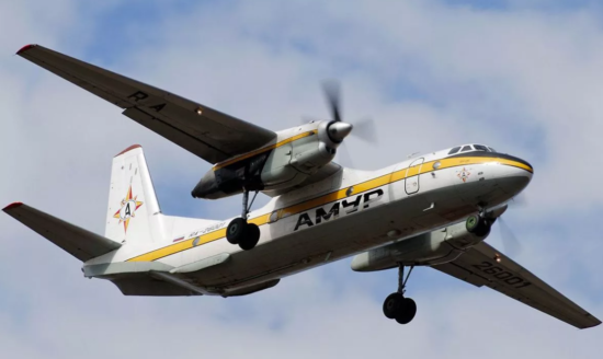 Самолет компании Амур