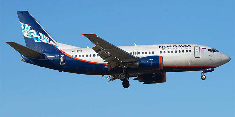 Авиакомпания Нордавиа