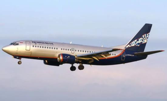 Boeing 737-700 Нордавиа
