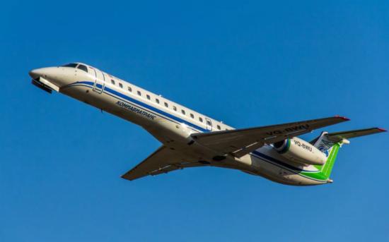 Embraer ERJ-145 Комиавиатранс