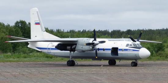 Ан-24 Пионер