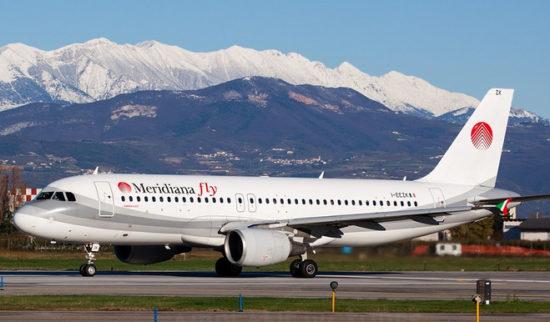 Авиакомпания Меридиан - фото