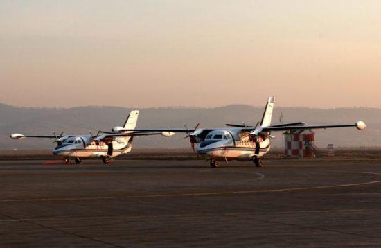 Самолеты авиакомпании Панх
