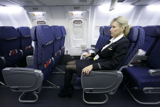 Расположение мест в Boeing 737-800 Аэрофлот