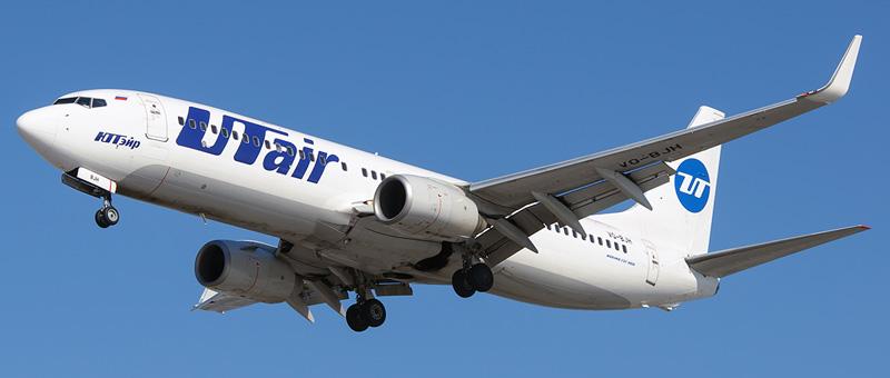 Boeing 737-800 UTair