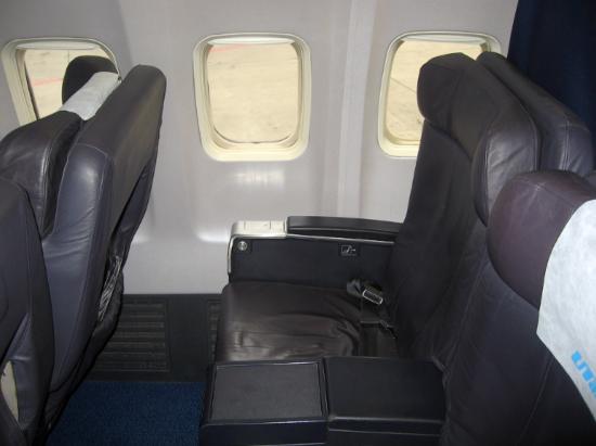 Кресла бизнес-класса Боинг 737-500