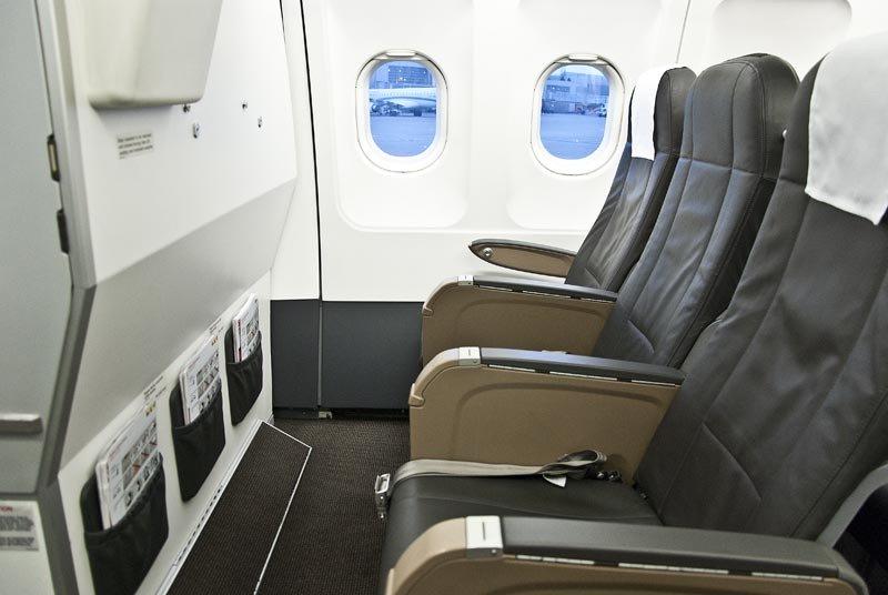 Бизнес-класс Boeing 737-800