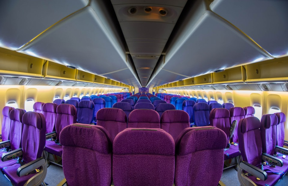 Эконом-класс Boeing 777-200 ВИМ-Авиа
