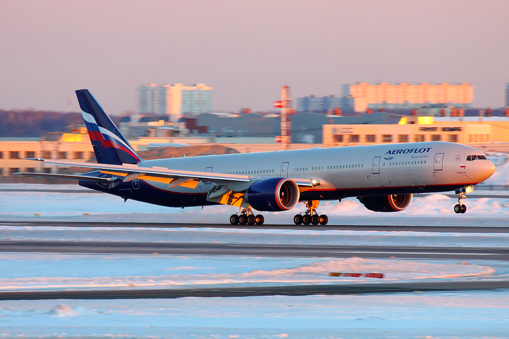 Боинг 777 Аэрофлота