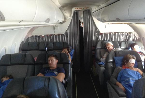Самолет Боинг 737-800 «Россия»