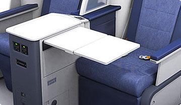 Компоновка салона бизнес-класса Боинг 777-300