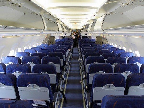 Эконом-класс Airbus A321 Аэрофлот