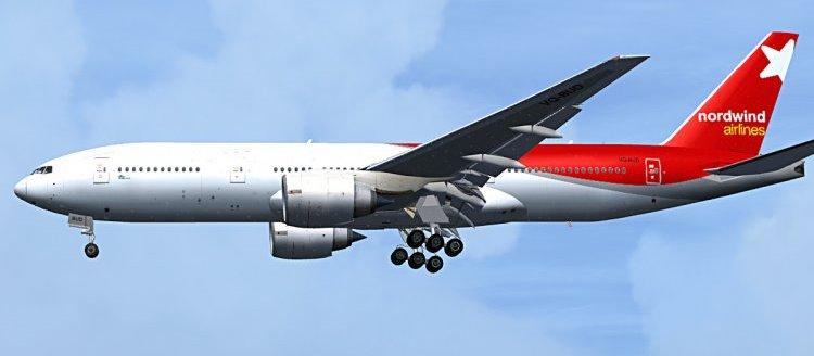 Самолет Boeing 777-200ER