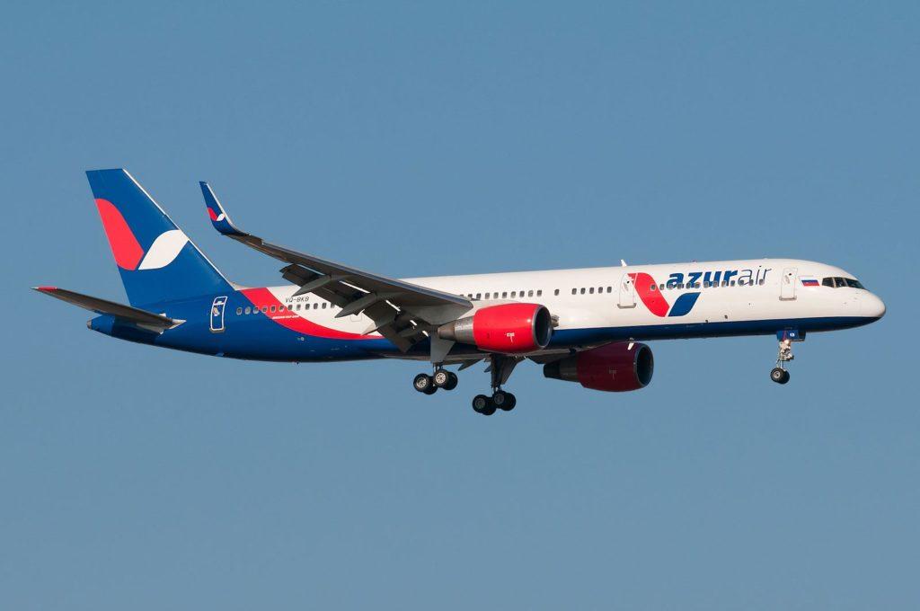 Boeing 757-200 Азур Эйр