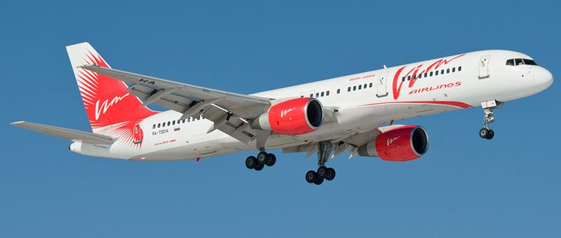 Boeing 757-200 Вим-Авиа