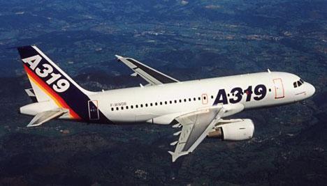 Airbus А319