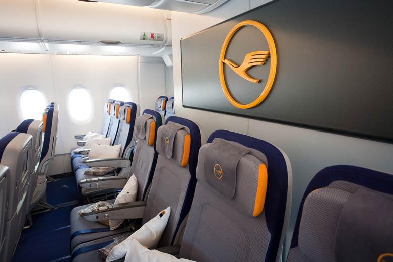 Эконом-класс Airbus А380