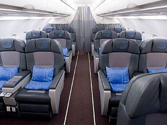 Класс «Бизнес клуб» - авиакомпания Иберия
