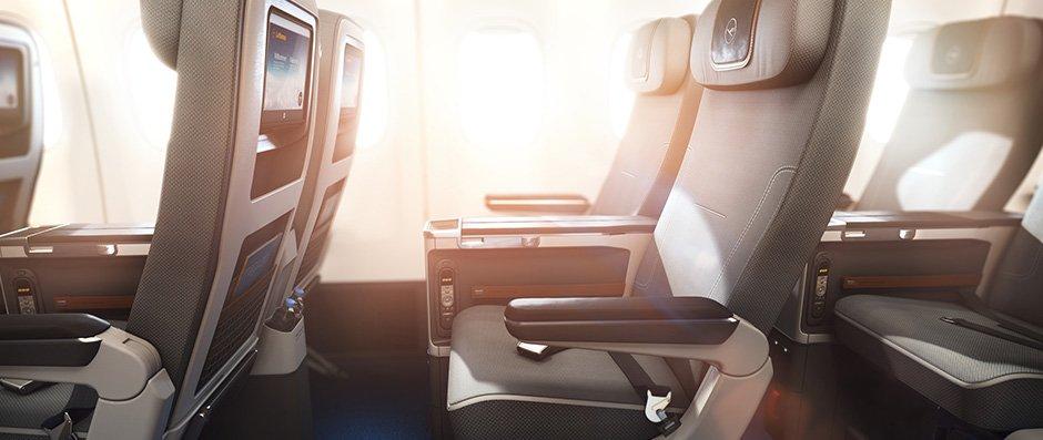 «Премиум-эконом» авиакомпании Lufthansa