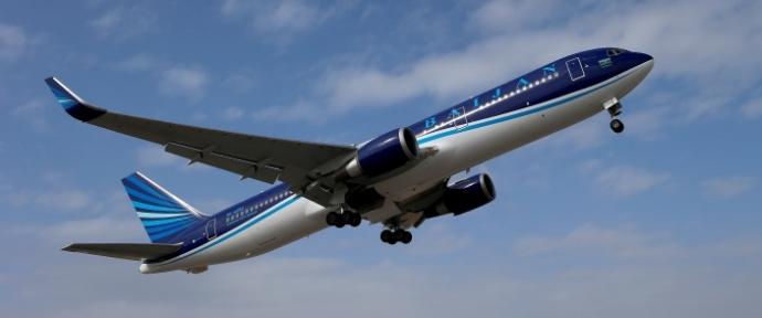 Boeing 767-300 авиакомпании Azal