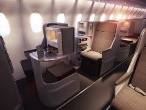 Места «Бизнес плюс» - авиакомпания Иберия