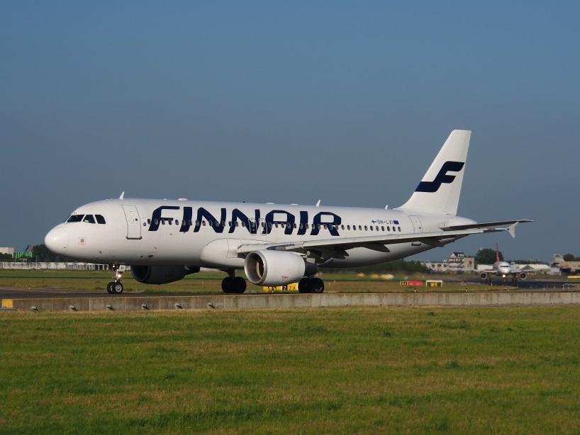 Airbus A320-200 авиакомпании Finnair