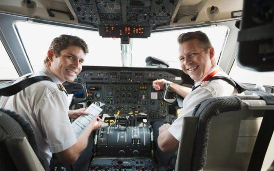 опытные пилоты