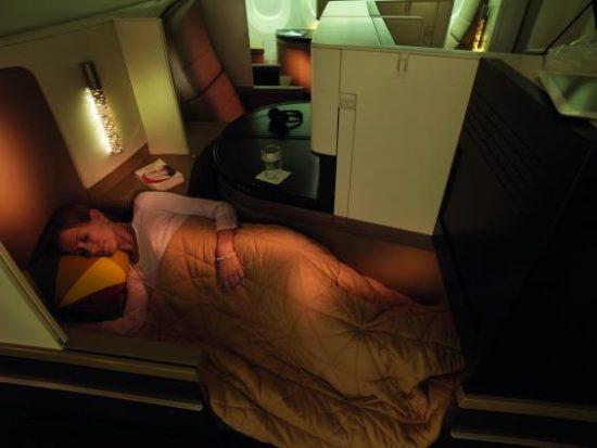 Etihad: бизнес-класс для дальних перелетов