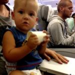 малыш на борту