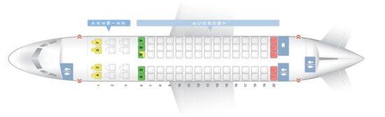 Схема Superjet 100