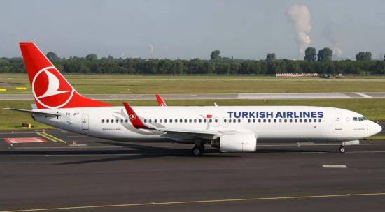 Боинг 737-800 Турецкие Авиалинии