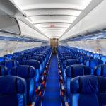 Салон самолета Aurora