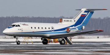 Самолет авиакомпании Баракол