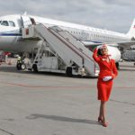 Самолеты Аэрофлота - фото