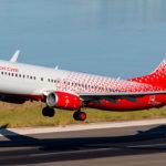Боинг 737-800 Россия