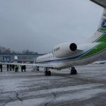 Самолет Комиавиатранс