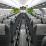 Самолет Airbus_A320-214 S7 Airlines