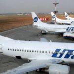Самолеты авиакомпании Ютэйр