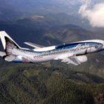 Самолет Sukhoi Superjet 100 Якутия