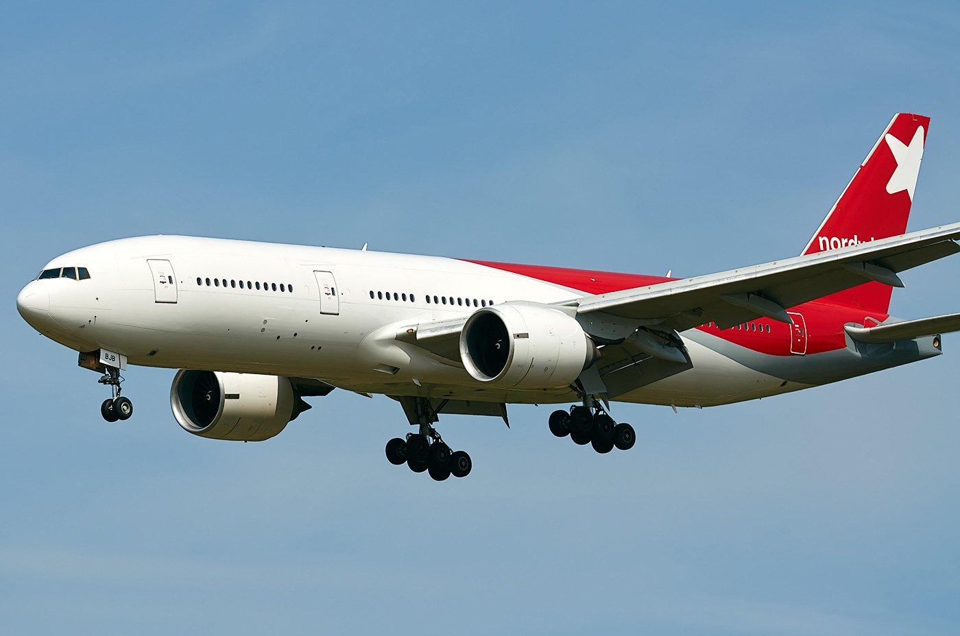 Boeing 777-200 Вим-авиа