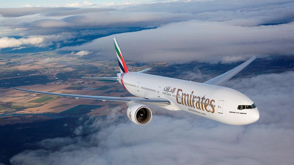 Boeing 777-300 er Emirates