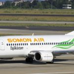 Самолет Somon Air