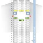 Компоновка салона Boeing 777-300ER Emirates