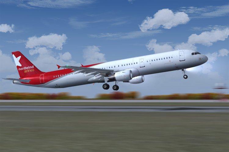 Boeing 767-300 NordWind