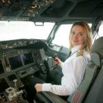 Самолет авиакомпании Belavia